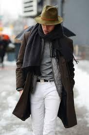 how to wear a herringbone scarf 7 looks men u0027s fashion