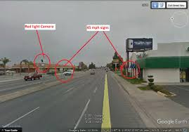 dispute red light camera ticket fight red light camera ticket ming avenue and real road bakersfield