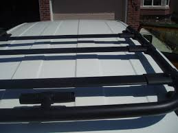 Fj Cruiser Roof Rack Oem by All New Roof Rack Diet Mine Was A Bit Too Big Ih8mud Forum