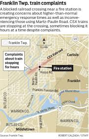 Miami Train Map by Trains Concern Carlisle Residents