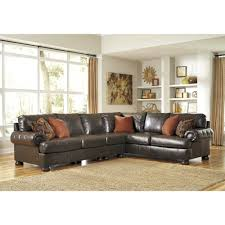 Ashley Furniture Sectional Ashley Furniture Nesbit Durablend Sectional In Antique Space
