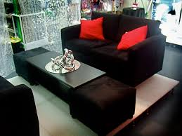 great black suede couch 20 in sofa room ideas with black suede couch