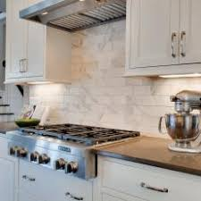marble subway tile kitchen backsplash photos hgtv