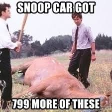 Beating A Dead Horse Meme - hey the supra got 799 just like this dead horse beating