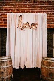 wedding backdrop ideas these indoor ceremony backdrops will make you pray for