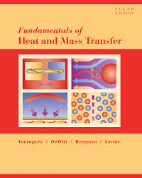 Fundamentals of Heat and Mass Transfer 6e