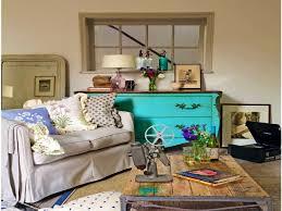 bedroom pleasant vintage living room design ideas post modern