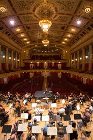 arrival and two concerts in vienna