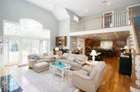 Cape Cod Style Homes Interior Cape Cod Decorating Style With Light Gray Wall Paint Theme Home