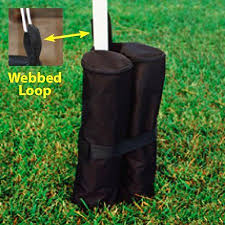 Awning Weights King Canopy U0027s Weight Bags For Instant Legs Walmart Com