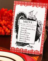 printable thanksgiving menu card vintage clipart call me