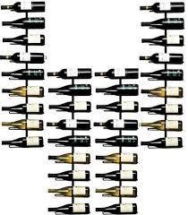 5 best wall mounted wine rack u2013 display your great bottles