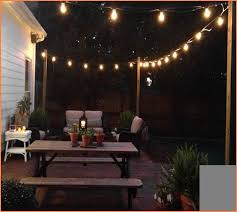 Decorative Patio String Lights Patio String Lights Free Home Decor Techhungry Us