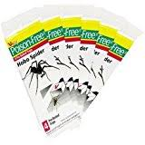 victor poison free victor poison free m293 hobo spider trap 4 pack