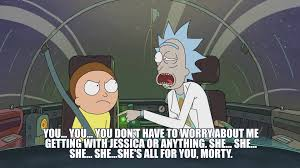 Photo Meme Generator - master of all science is the rick and morty meme generator fans