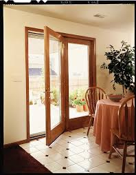 Pella Patio Doors Pella Proline Energystar Qualified Hinged Patio Doors
