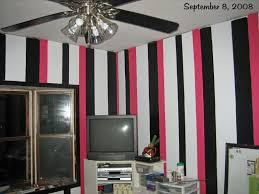 wood paneling makeover curlyqdesign what to do with dark wood paneling paint stripes