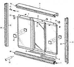 sliding shower door parts unique sliding door hardware for sliding