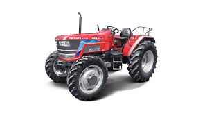 m u0026m launches 4 wheel drive tractor under arjun novo brand