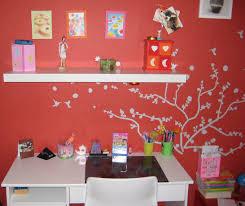 couleur mur chambre fille couleur mur chambre enfant 3 coin bureau photo 45 le mur