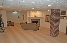 Ideas For Finishing Basement Walls with Diy Finish Basement U2013 Mobiledave Me