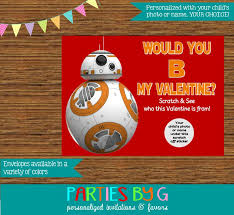 wars valentines day cards wars bb 8 s day scratch cards wars kids