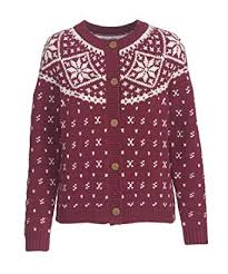 snowflake sweater woolrich s snowfall valley snowflake cardigan sweater at
