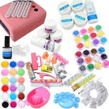 popular lamp nails kits buy cheap lamp nails kits lots from china