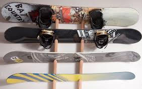 Design Your Own Home Easily The Awesome And Gorgeous Snowboard Wall Mount Intended For Your