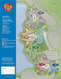 French Quarter Map Walt Disney World Maps Wdw Planning