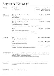 How To Type Up Resume How To Type A Resume Resume Templates