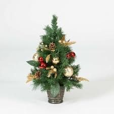 2ft miniature artificial tree