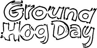 groundhog coloring free printable coloring pages