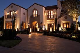 front entrance lighting ideas driveway entrance lighting ideas exterior mediterranean with