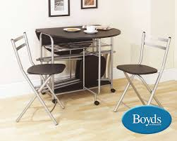 Folding Dining Room Table Design Folding Dining Table With Chairs Inside The Most Awesome Home