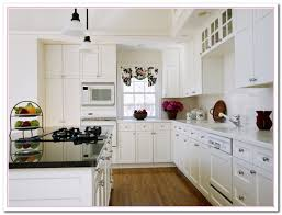white kitchen design ideas within two tone kitchens home and
