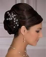haarschmuck hochzeit blume haarschmucke mit kristall für damen ebay
