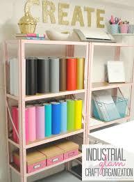 Storage Ideas For Craft Room - 20 craft room organization ideas