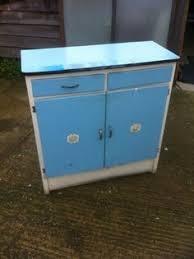 Ebay Kitchen Cabinets Retro 1950 U0027s Kitchenette Kitchen Cabinet Larder Pantry Dresser