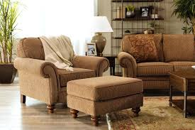 Traditional Chairs For Living Room Brown Sofa Living Room Colors Textured Traditional Chair In Nut