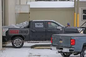 Chevy Silverado New Trucks - spied 2019 chevrolet silverado 1500