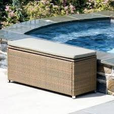 Diy Outdoor Storage Bench Plans by Wood Patio Storage Bench U2013 Amarillobrewing Co