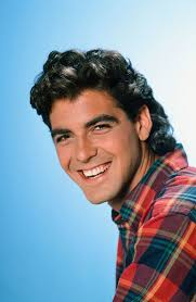 pictures of 1985 hairstyles photos george clooney s evolving hairstyles from caesar to