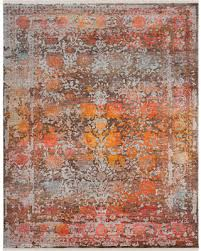 Safavieh Rugs Deals On Safavieh Vintage Rug Brown Multi 8 X10