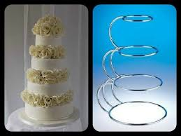 4 tier cake stand floating wedding cake stand wedding corners