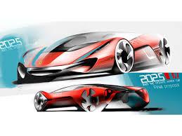 ferrari concept ferrari concept supercar sketches