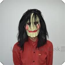 new halloween movie jigsaw halloween mask promotion shop for promotional jigsaw