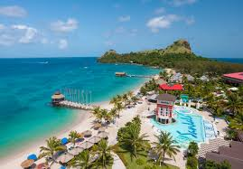 travel 2 the caribbean blog sandals new overwater bungalows st lucia