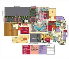 showtimevegas com las vegas facility site maps