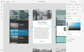 experience design adobe launches experience design cc webdesigner depot